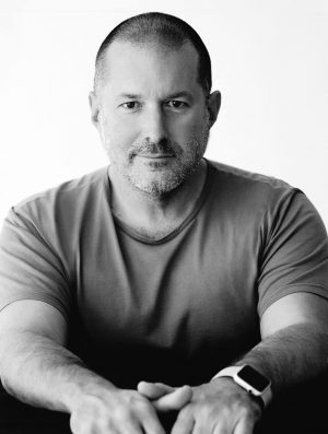 Jonathan Ive – photo by Mikael Jansson
