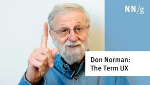 Dr. Don Norman