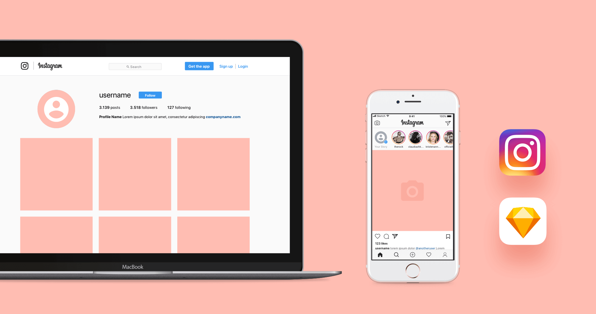 instagram-sketch-template-mockup